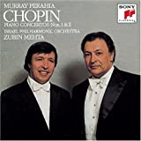 Chopin^Perahia Piano Concerti 1 & 2