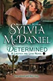 img - for Determined: A Western Historical Romance (Lipstick and Lead) (Volume 6) book / textbook / text book