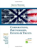 img - for South-Western Federal Taxation 2015: Corporations, Partnerships, Estates and Trusts book / textbook / text book