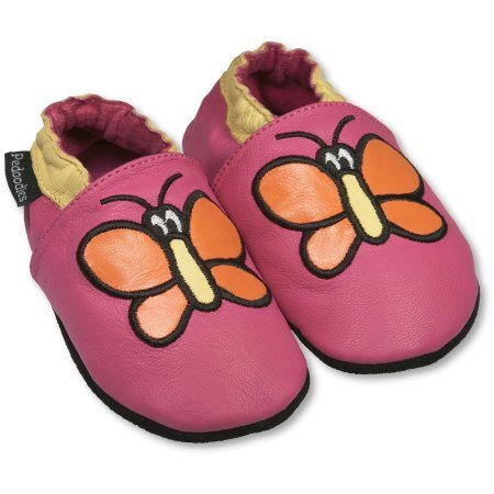 Image of Pedoodles Brenda Butterfly Leather Shoes (B000FS4LPM)