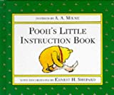 Pooh Little Instruction Bk H/B (Winnie the Pooh)