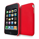 Sumajin INK ABS Hard Case for iPhone 3GS Red