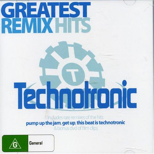 Technotronic - Greatest Remix Hits [CD + DVD Edition] [Australian Import] - Zortam Music