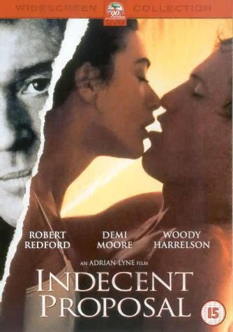 Indecent Proposal [UK Import]