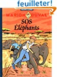 Marion Duval, num�ro 10 : SOS �l�phants
