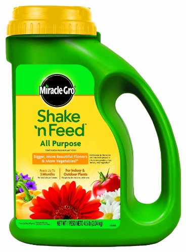 Miracle-Gro Shake 'N Feed All Purpose Continuous