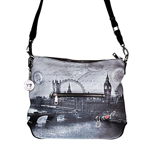 Y NOT? - Borsa donna con tracolla g-391 londra westminster