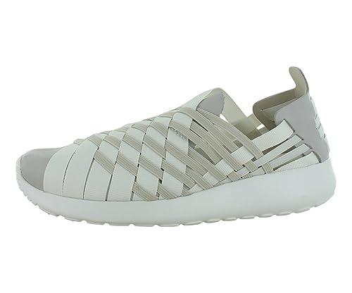 Nike Roshe Run Woven White