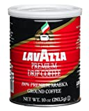 Lavazza Premium Ground Coffee, 10-Ounce Can
