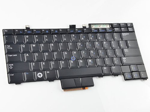 Eathtek® Replacement Keyboard For Dell Latitude E6400 E6500 Precision M2400 M4400 With Pointer