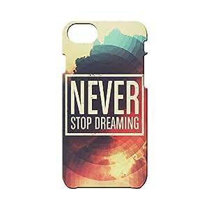 BLUEDIO Designer Printed Back case cover for Apple Iphone 7 - G4831
