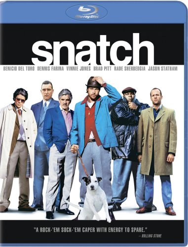 Cover art for  Snatch [Blu-ray]