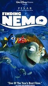 Finding Nemo [VHS]