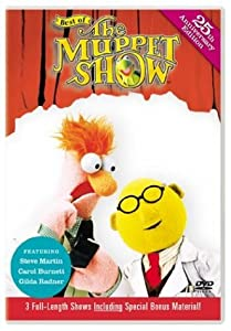The Best Of The Muppet Show: Vol. 6 (Steve Martin / Carol Burnett / Gilda Radner)