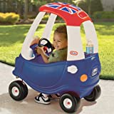 Little Tikes - Cozy Coupe GB Flag