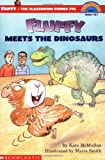 Fluffy Meets the Dinosaurs (Hello Reader Level 3)