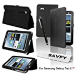 SAVFY Samsung Galaxy Tab 2 7.0 Leathe...