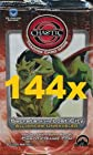 Chaotic Secrets of the Lost City ALLIANCES UNRAVELED Trading Card Game Booster - 144 PACK LOT (9 Cards/Pack)