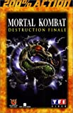 echange, troc Mortal Kombat : Destruction finale [VHS]