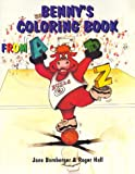 Benny's Coloring Book from A to Z