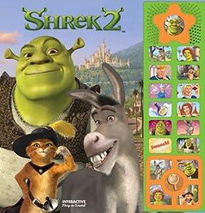Shrek 2 (Interactive Sound Book) (Interactive Play-A-Sound) Steve Heinrich