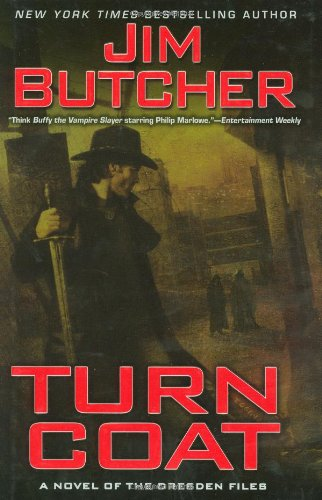 Image of Turn Coat (The Dresden Files, Book 11)