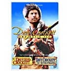 Davy Crockett Two Movie DVD Set