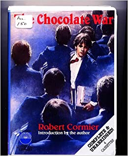 Chocolate Wars, Mr. Pucker, and Being a Banned Books Test Subject