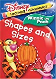 Disney Learning Adventures: Winnie The Pooh Shapes And Sizes [DVD] [2006] [Region 1] [US Import] [NTSC]