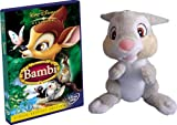 Bambi (Ltd Edition with Thumper Toy) [DVD]