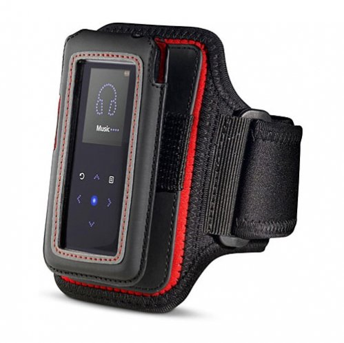 Belkin Gym Workout Sports Armband Case With Detachable Pouch Fits Ipod Nano 2Nd Gen (2 / 2G Generation)