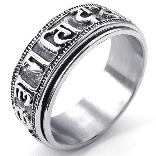 stainless-steel-rings-mens-bands-tibet-padme-hum-spinner-om-mani-black-silver-size-10-epinki