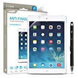 Ipad Mini 1 2 3 Screen Protector Sentey® Anti Fingerprint Invisible Tablet 0.13mm Ls-13111 Bundle with Free Metal Stylus Touch Screen Pen {Lifetime Warranty} iPad Mini iPad Mini 2 and New Apple iPad Mini with Retina display - iPad mini 3 retina iPad mini 2 iPad mini