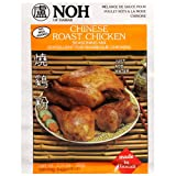NOH Chinese Roast Chicken, 1.125-Ounce Packet, (Pack of 12)