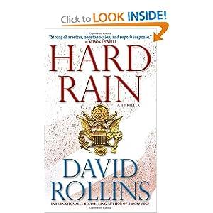 Hard Rain (Vin Cooper 3) David Rollins