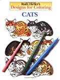 Designs for Coloring: Cats (0448031485) by Heller, Ruth