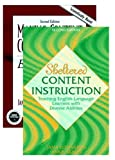 Sheltered Content and SIOP Model Bundle (2nd Edition) (0205446523) by Echevarria, Jana