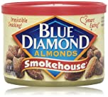 Blue Diamond Almonds, Smokehouse, 6 Oz by Blue Diamond Almonds