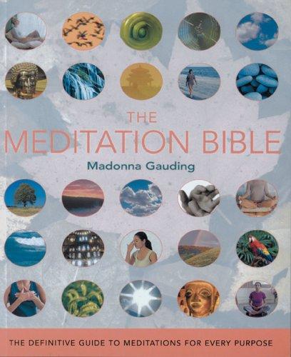 K768 Ebook] Ebook Free The Meditation Bible: The Definitive