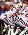 Steve Grogan New England Patriots Autographed 8'' x 10'' Under Center Photograph - Fanatics Authentic Certified