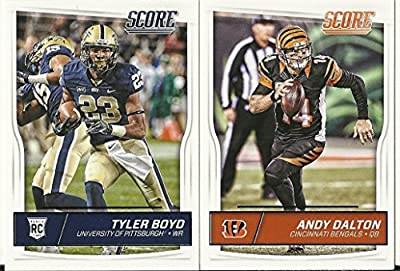 2016 Panini Score Football Cincinnati Bengals Team Set 14 Cards W/Rookies