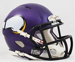 NFL Minnesota Vikings Speed Mini Helmet by Riddell
