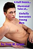 img - for Sinfully Sensuous Young Men (A Half Dozen Illustrated Tales of... Book 10) book / textbook / text book