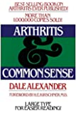 Arthritis and Common Sense (Fireside Book) (Fireside Books (Holiday House))