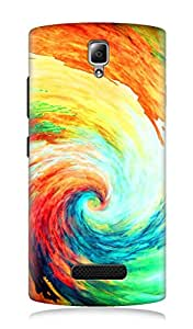 Lenovo A2010 3Dimensional High Quality Designer Back Cover by 7C