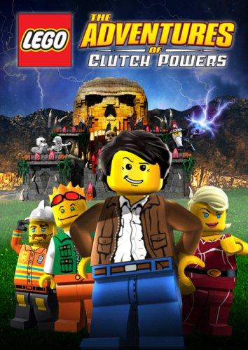 Lego - Clutch Powers wkracza do akcji (2010) PLDUB.DVDRip-ER / Dubbing PL *dla EXSite.pl*