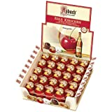 Asbach Uralt Brandy Filled Cordial Cherries in Counter Unit