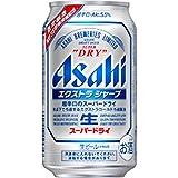 アサヒ スーパードライ エクストラシャープ 350ml×24本