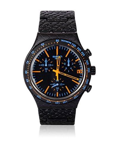 Swatch Quarzuhr Man REPTILE ORANGE YCB4017AG 40 mm