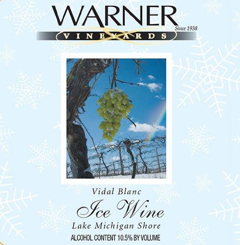 2012 Warner Vineyards Vidal Blanc Ice Wine 375 Ml